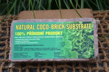 NATURAL COCO-BRICK SUBSTRATE